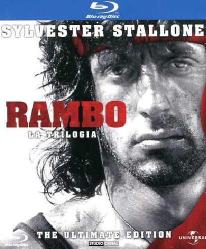 Rambo - La Trilogia (The Ultimate Edition) (3 Blu-Ray)