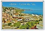 Nerja - Costa Del Sol - Spain - Jumbo Fridge Magnet - Brand New Gift/Present/Souvenir