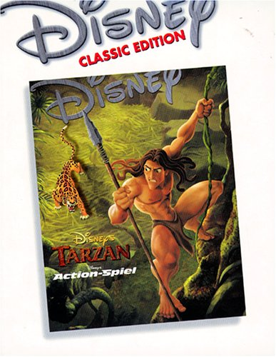 Tarzan Actionspiel