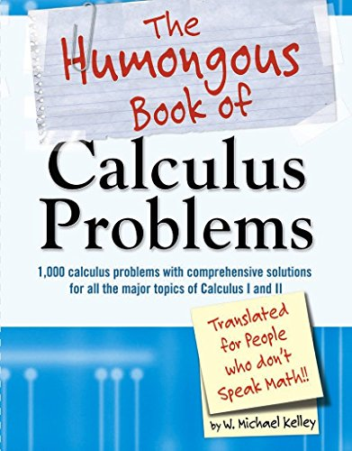 Pdf the humongous book of calculus problems by w michael kelley review ebook the humongous book of calculus problems full online review the humongous book of calculus problems best book review the humongous book of fandeluxe Image collections