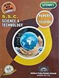 Uttam 10th SSC Science & Technology Papers with Solution 2018