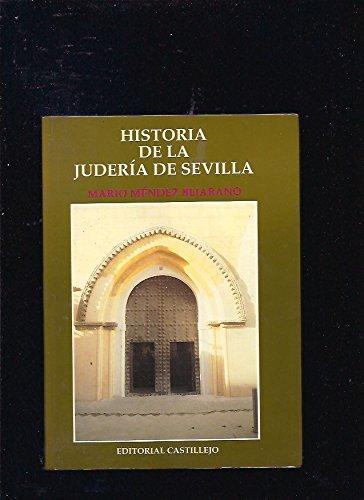 Historia de la juderia de Sevilla