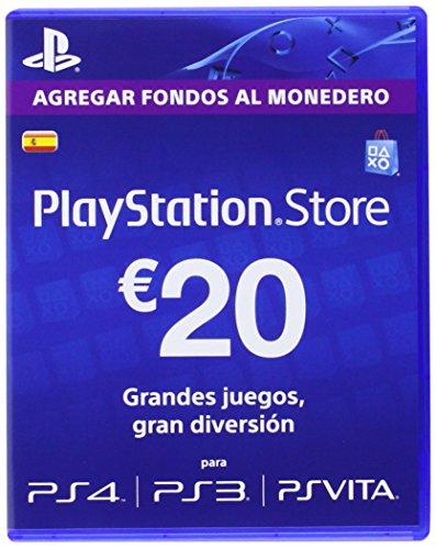 Sony - Tarjeta De Carga PSN De 20 - Reedición PS3