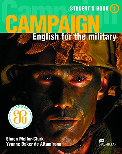 CAMPAIGN 1 Sts: Student's Book