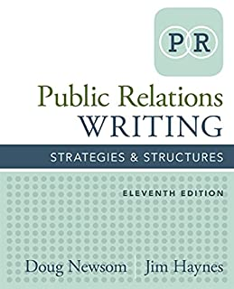 Public Relations Writing: Strategies and Structures (1305500008) | Amazon price tracker / tracking, Amazon price history charts, Amazon price watches, Amazon price drop alerts