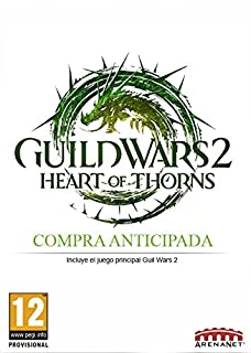 Guild Wars 2: Heart Of Thorns (Pre-Compra) (B00WWR5ZZE) | Amazon price tracker / tracking, Amazon price history charts, Amazon price watches, Amazon price drop alerts