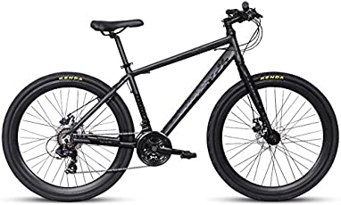 Montra Helicon Disc Cycle, Adult Large (Matte Black)