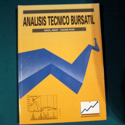 Descargar Libro Analisis tecnico bursatil de Oriol Amat