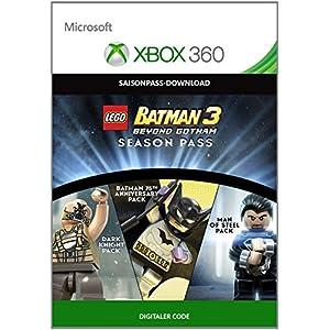 Lego Batman 3 Season Pass [Xbox 360 – Download Code]