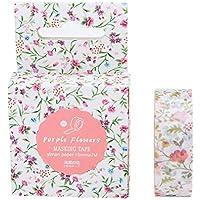 Bismarckbeer acquerello carta mascheratura Washi tape DIY adesivi album diario scrapbooking sticker taglia unica 10#