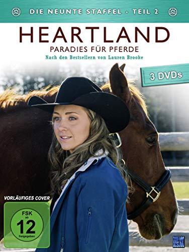 Heartland - Paradies für Pferde - Staffel 9.2 [3 DVDs]