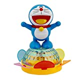 #2: SuperToy(TM) 3D Light Dancing Doremon with Bump and Go Action, Music and 3D Lights