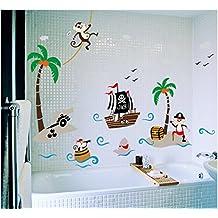 Kinderzimmer junge pirat  Suchergebnis auf Amazon.de für: piraten kinderzimmer