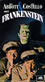 Bud Abbott Lou Costello Meet Frankenstein [USA] [VHS]