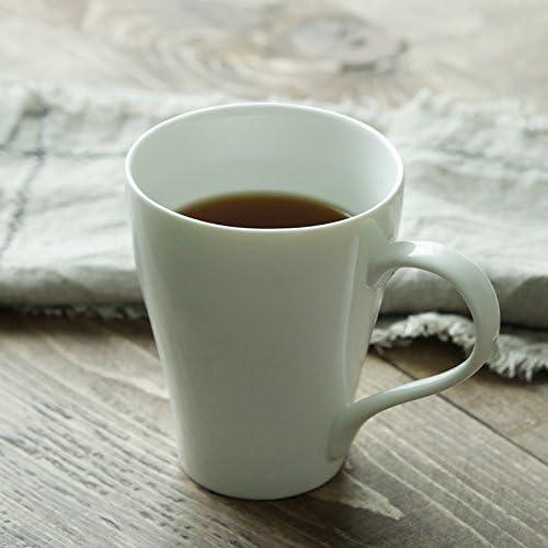 KPHY-tazze da caffè, in gran parte bianco bianco bianco latte tazza, daily coppa, tazza di tè | Prezzo Ragionevole  | Buona qualità  1987e7