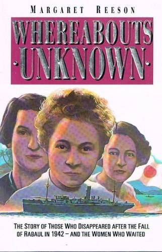 Whereabouts Unknown 1st edition by Reeson, Margeret (1993) Paperback