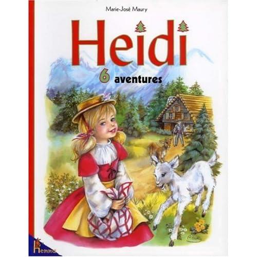 Heidi : 6 aventures