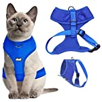 Dexil Luxury Cat Harness Padded and Water Resistant (Pink S-M) 5