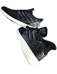 MOB Men's Wear White & Black Sports & Running Shoes In Various Sizes