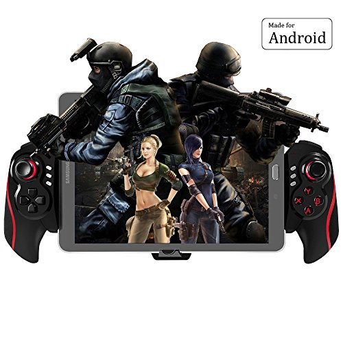 Price comparison product image Android Bluetooth Tablet Gamepad, BEBONCOOL Tablet Game Controller For Android Phone / Tablet / TV Box / Gear VR  Controller / Emulator