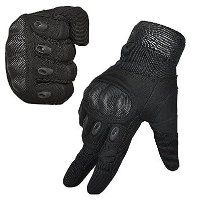 Limirror Herren Taktische Handschuhe Handschuhe Fahrradhandschuhe Motorrad Handschuhe outdoor sport Handschuhe Army Gloves Ideal für Airsoft, Militär, Paintball, Airsoft, Jag