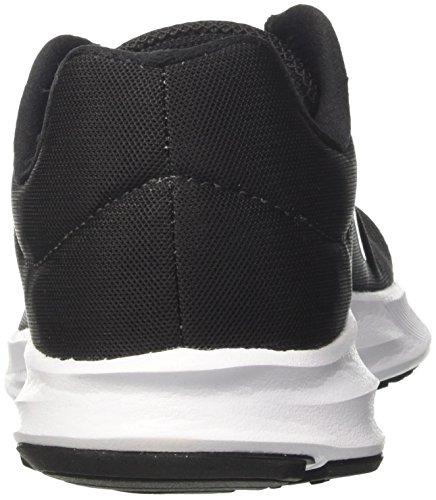 Nike Herren Downshifter 8 Laufschuhe Schwarz (Black/white/anthracite 001)