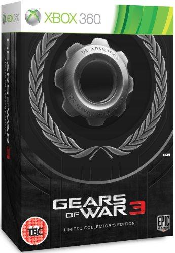Gears of War 3 - Limited Collector's Edition (Xbox segunda mano  Se entrega en toda España