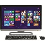 Toshiba Qosmio PX30t-A-113 All-in-One 58,4 cm (23 Zoll) Desktop-PC (Intel Core i5 3230M, 2,6GHz, 8GB RAM, 1TB HDD, Intel HD 4000, DVD, Win 8, Touchscreen) schwarz
