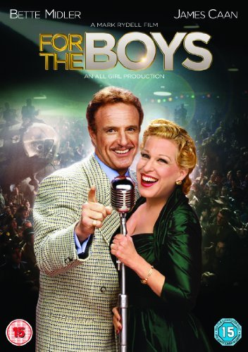 For The Boys [DVD] [1991] by Bette Midler