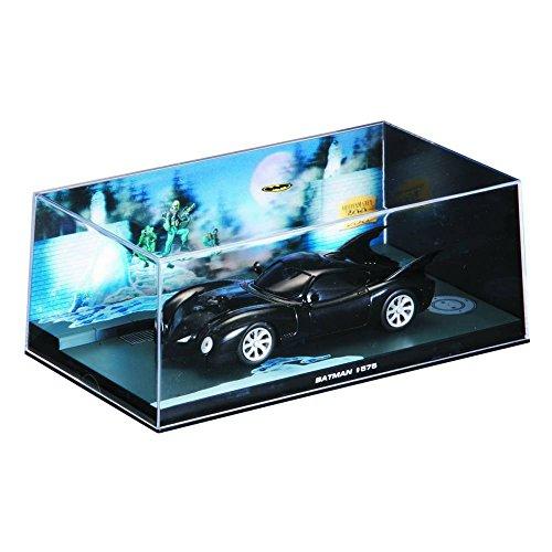 Batman Batmobile 1:43 Atlas 575 Modellauto, gebraucht gebraucht kaufen  Wird an jeden Ort in Deutschland