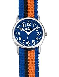 Scout Jungen-Armbanduhr Analog Quarz Textil 280304005