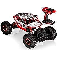 Top Race Tr-130 2,4 Ghz Batteries Télécommande Rock Crawler/Monster Truck 4 WD/Off Road Véhicule Jouet - Choisissez Votre Couleur