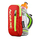 Lixada Handheld Hydration Pack,Hand Hold Kettle Pack,Outdoor Sports Bag Hiking Cycling Running Hand Hold Bag for 250ml Water Bottle