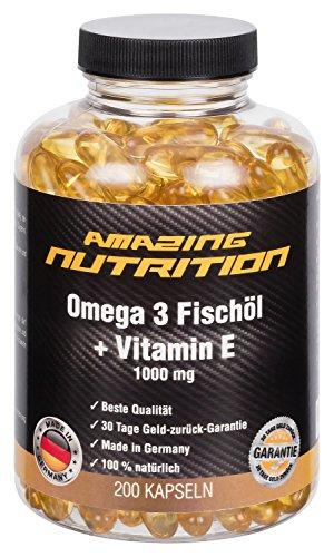 Amazing Nutrition Omega 3