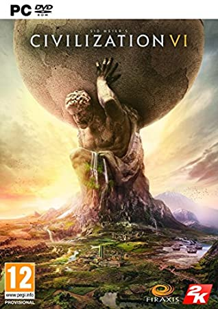Civilization VI (PC CD)