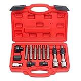 FreeTec, 13 pezzi, set di attrezzi e terminali per chiavi a bussola per riparare alternatori e generatori