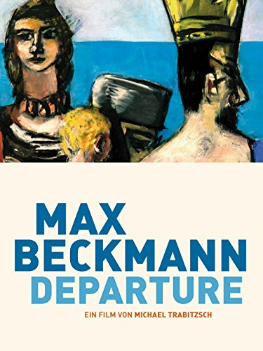 Max Beckmann: Departure Cover