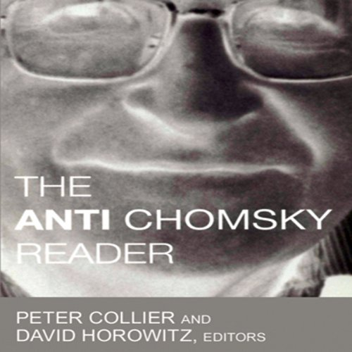 The Anti-Chomsky Reader  Audiolibri