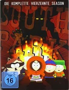 South Park: Die komplette vierzehnte Season [3 DVDs]