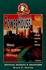 Powerhouse Official Secrets and Solutions - Official Secrets & Solutions de Bruce Shelley