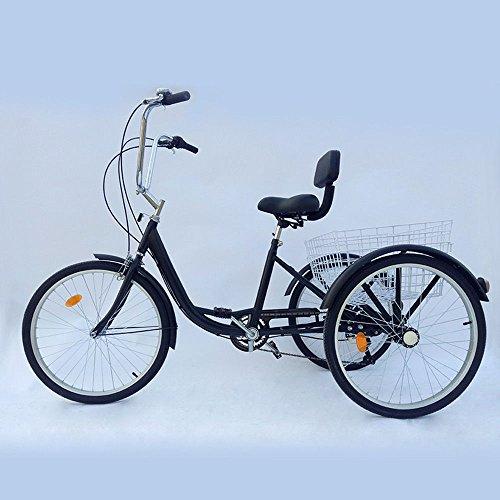 Prit2016 triciclo adulto cesta 24