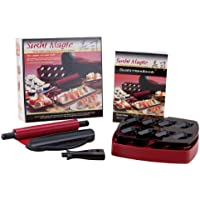 Sushi Magic Combo Nigiri and Roll Sushi Maker + Sushi (One Way Kit)