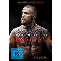Conor McGregor-Notorious