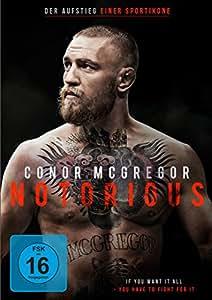 Conor McGregor-Notorious