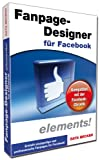 Fanpage-Designer Elements für Facebook