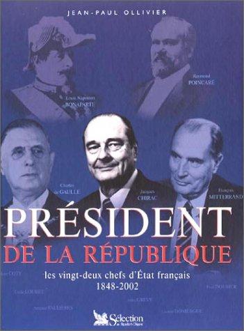 """<a href=""""/node/1319"""">Président de la république</a>"""