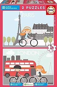 Educa Borrás Aldeas Infantiles SOS, Paris & London-Apanona (17726)