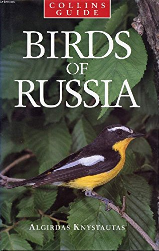 Collins Guide to Birds of Russia (Collins Guides)