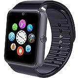 Smartwatch Android, Willful Smart Watch Telefono con SIM Card Slot Fotocamera...