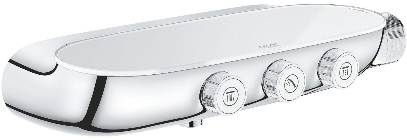 Grohe Grohterm SmartControl – Sistema de ducha termostático 2 Válvulas Ref. 34714000